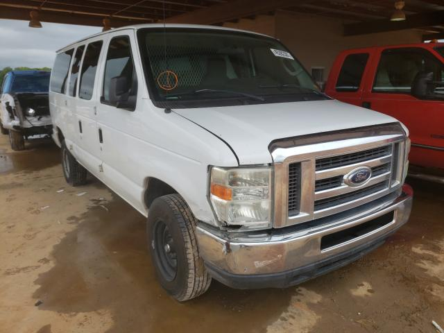 Salvage cars for sale from Copart Tanner, AL: 2011 Ford Econoline