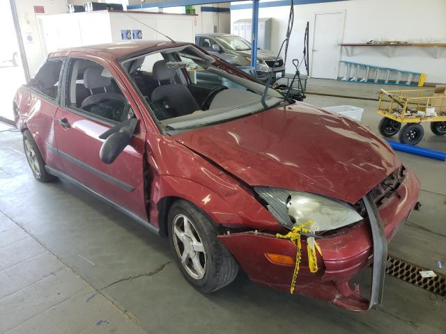 Salvage cars for sale from Copart Pasco, WA: 2002 Ford Focus ZX3