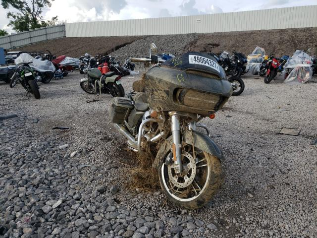 Salvage cars for sale from Copart Hueytown, AL: 2016 Harley-Davidson Fltrxs ROA