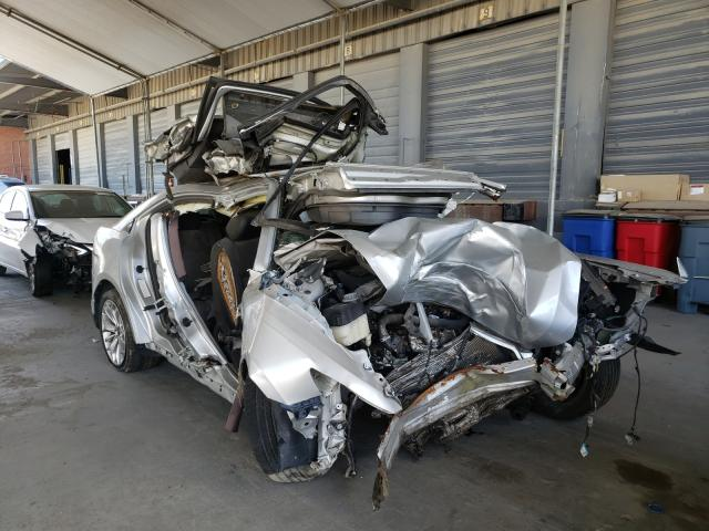 Salvage cars for sale from Copart Hayward, CA: 2017 Ford Taurus LIM