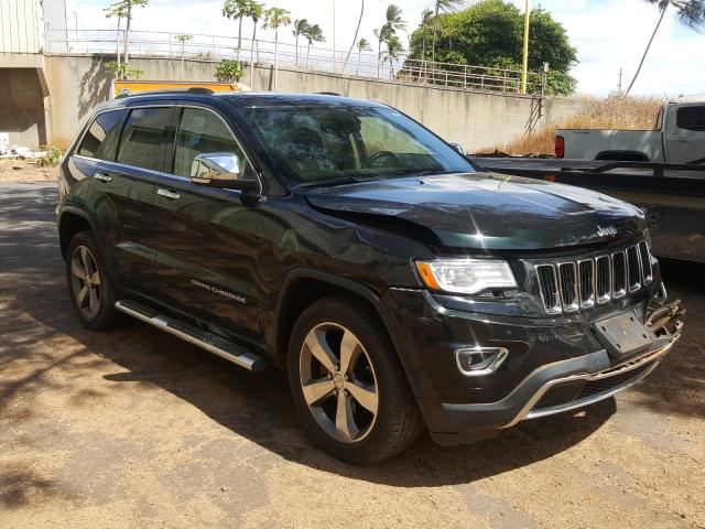 Salvage cars for sale from Copart Kapolei, HI: 2015 Jeep Grand Cherokee