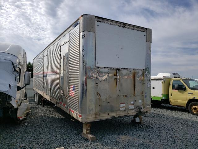 Cargo salvage cars for sale: 2006 Cargo Trailer