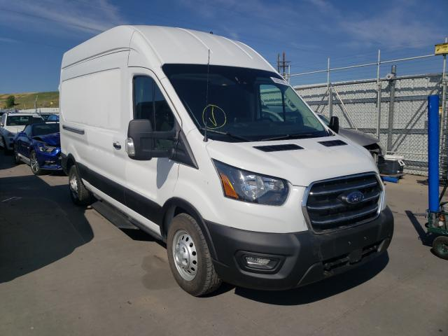 Salvage trucks for sale at Littleton, CO auction: 2020 Ford Transit T
