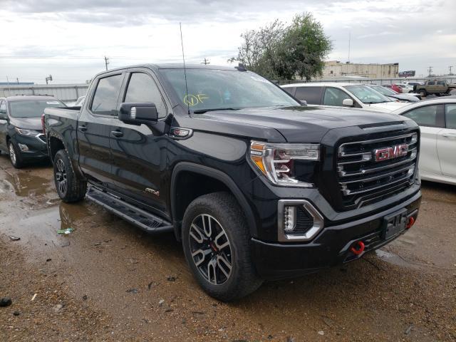 Vehiculos salvage en venta de Copart Mercedes, TX: 2019 GMC Sierra K15