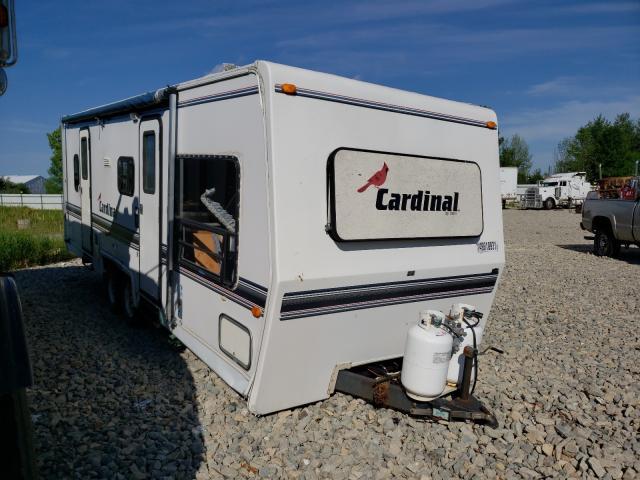 Cardinal salvage cars for sale: 1994 Cardinal Camper