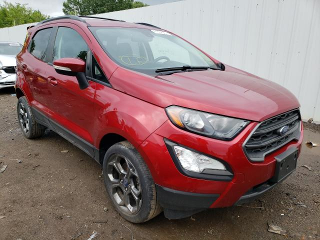 2018 Ford Ecosport S for sale in Columbia Station, OH