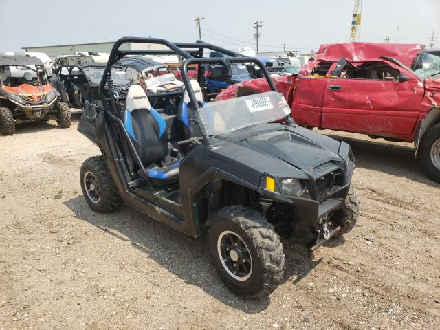 Salvage cars for sale from Copart Casper, WY: 2012 Polaris Ranger RZR