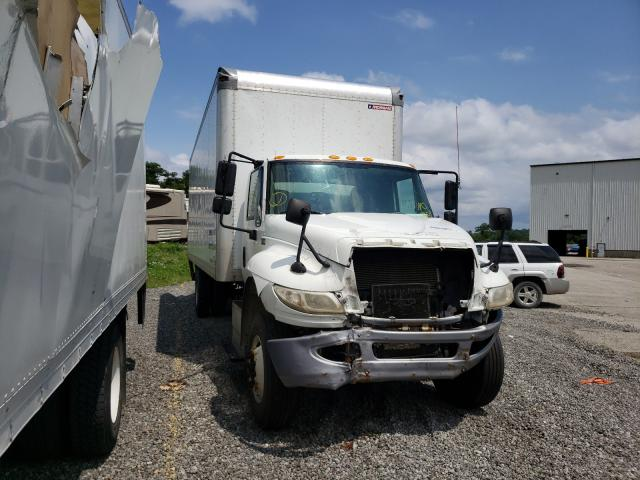 Salvage cars for sale from Copart West Mifflin, PA: 2016 International 4000 4300