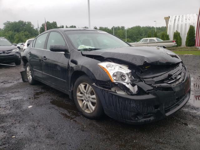 Vehiculos salvage en venta de Copart East Granby, CT: 2012 Nissan Altima Base