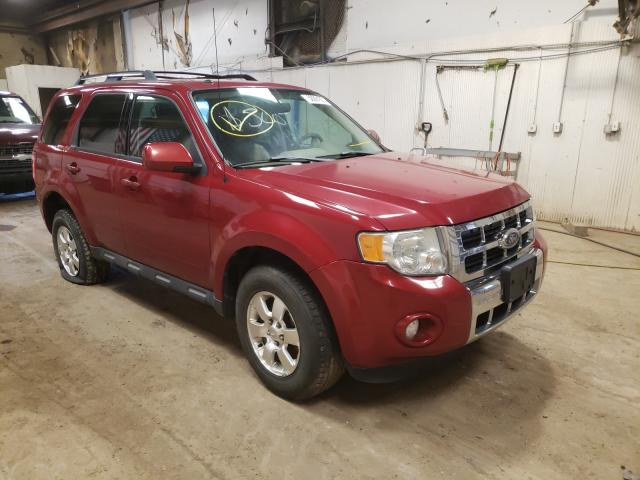 Salvage cars for sale from Copart Casper, WY: 2011 Ford Escape LIM