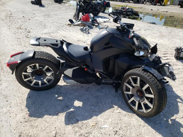 Salvage cars for sale from Copart Riverview, FL: 2020 Can-Am Ryker Rall