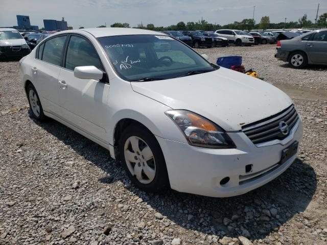 Salvage cars for sale from Copart Des Moines, IA: 2007 Nissan Altima