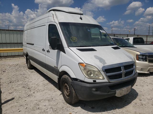 Vehiculos salvage en venta de Copart Haslet, TX: 2007 Dodge Sprinter 2