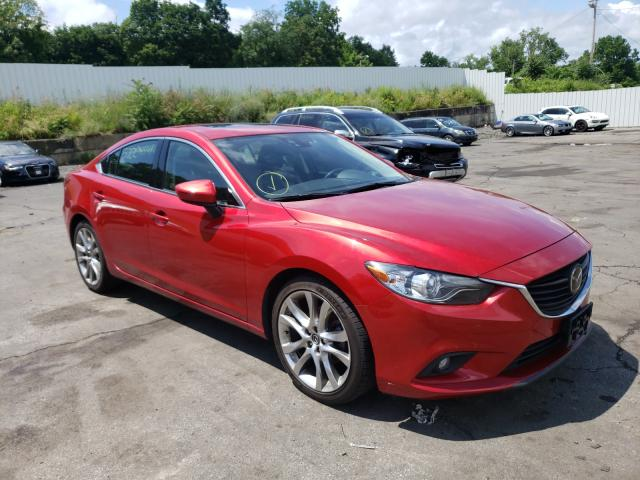 Salvage cars for sale from Copart Marlboro, NY: 2014 Mazda 6 Grand Touring