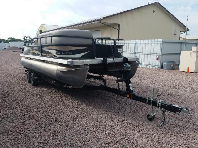Salvage cars for sale from Copart Avon, MN: 2014 Premier Pontoon