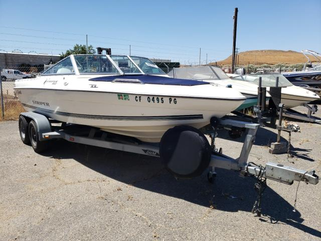 Salvage cars for sale from Copart Sacramento, CA: 1998 Seadoo Boat