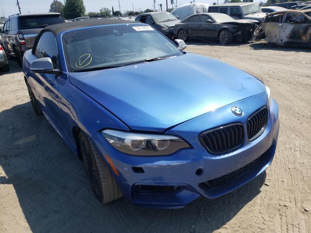BMW Vehiculos salvage en venta: 2019 BMW M240XI
