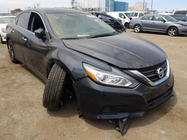 Clean Title Cars for sale at auction: 2018 Nissan Altima 2.5