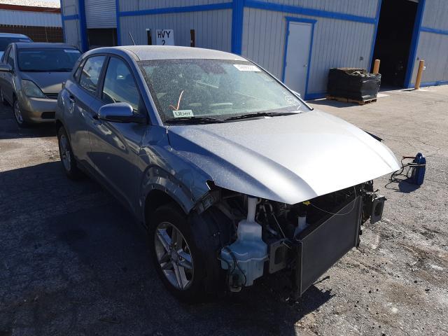 Salvage cars for sale from Copart Las Vegas, NV: 2020 Hyundai Kona SE