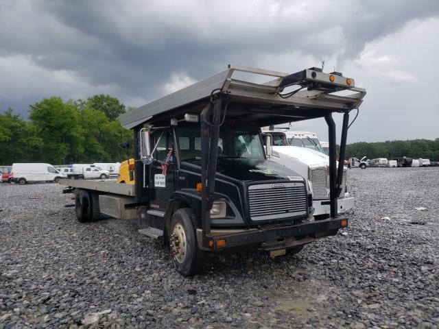 Salvage cars for sale from Copart Cartersville, GA: 2002 Freightliner Medium CON
