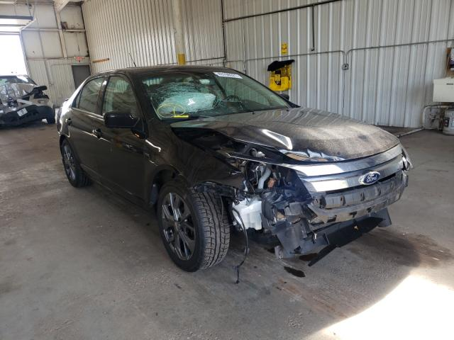 Salvage cars for sale from Copart Dyer, IN: 2012 Ford Fusion SEL