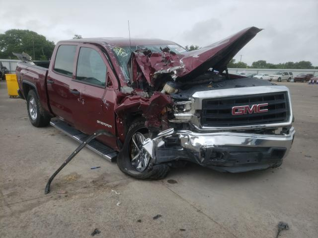 Salvage cars for sale from Copart Wilmer, TX: 2014 GMC Sierra C15