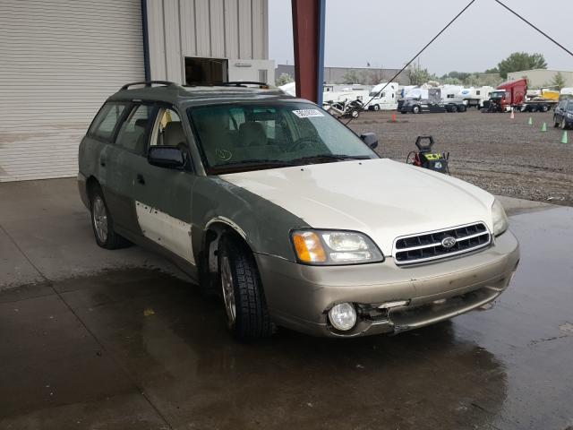 Subaru Vehiculos salvage en venta: 2002 Subaru Outback