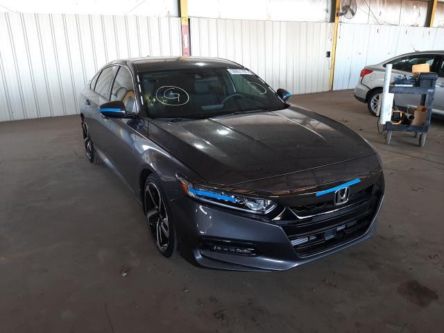 Honda Vehiculos salvage en venta: 2019 Honda Accord Sport