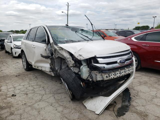 Salvage cars for sale at Indianapolis, IN auction: 2013 Ford Edge SE