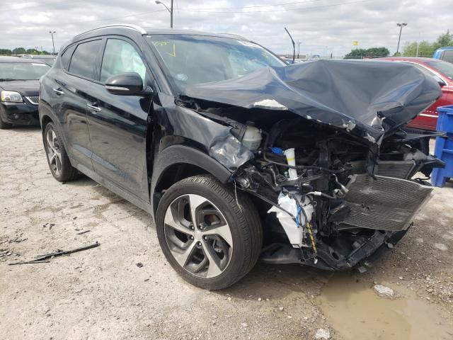 Vehiculos salvage en venta de Copart Indianapolis, IN: 2016 Hyundai Tucson Limited