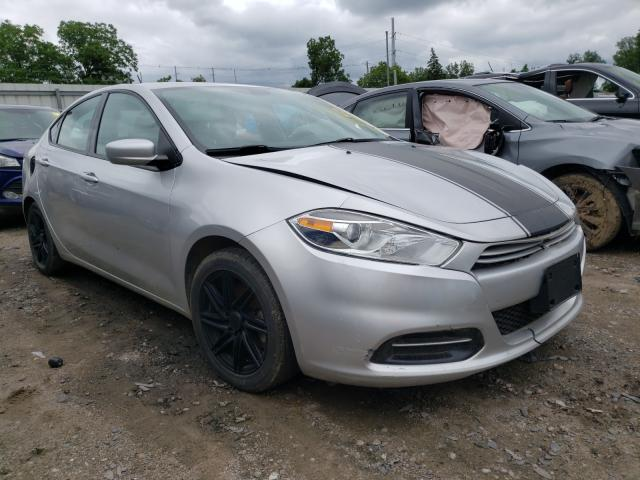 Salvage cars for sale from Copart Lansing, MI: 2013 Dodge Dart SE