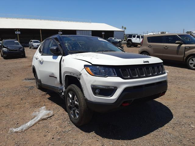 Salvage cars for sale from Copart Phoenix, AZ: 2018 Jeep Compass TR