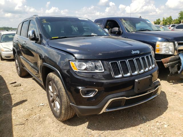Salvage cars for sale from Copart Bridgeton, MO: 2014 Jeep Grand Cherokee