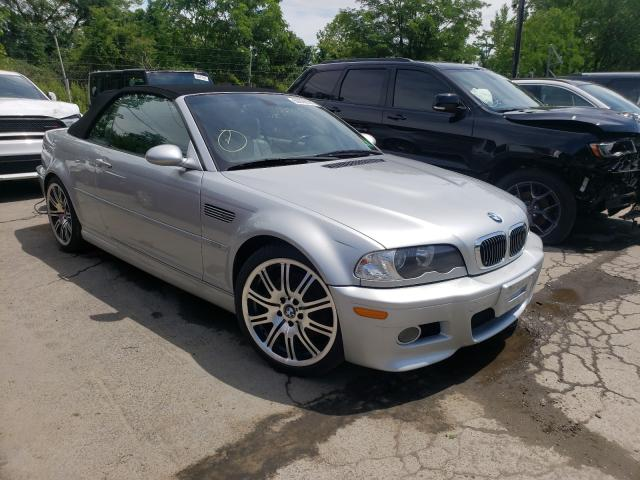 BMW M3 salvage cars for sale: 2003 BMW M3