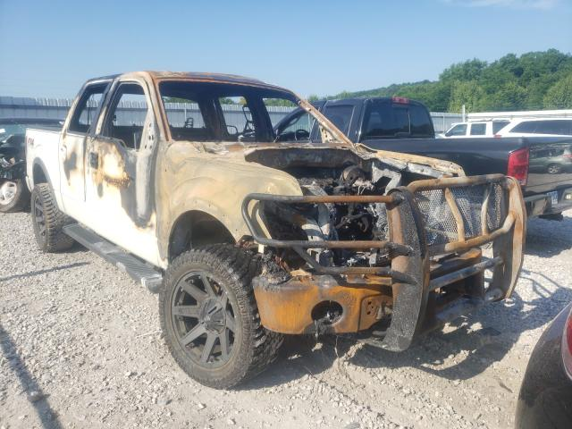 Salvage cars for sale from Copart Prairie Grove, AR: 2013 Ford F150 Super