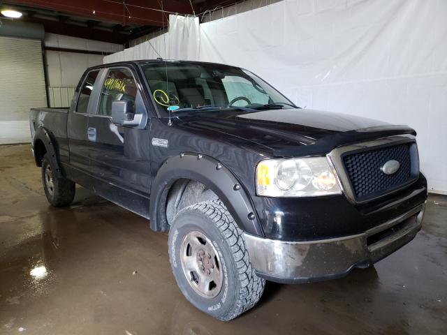 Salvage cars for sale from Copart Central Square, NY: 2007 Ford F150
