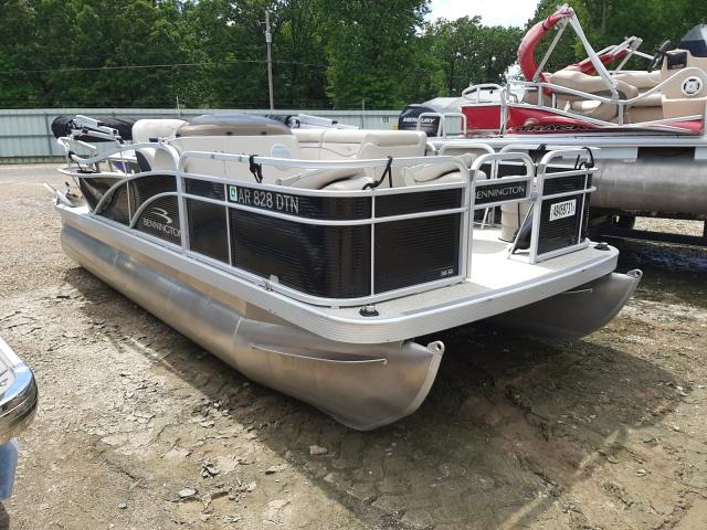 Salvage boats for sale at Conway, AR auction: 2019 Bennche Boat