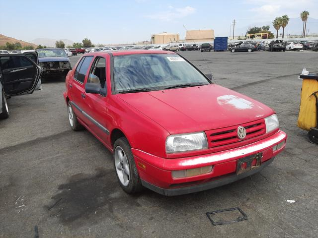Salvage cars for sale from Copart Colton, CA: 1993 Volkswagen Jetta III