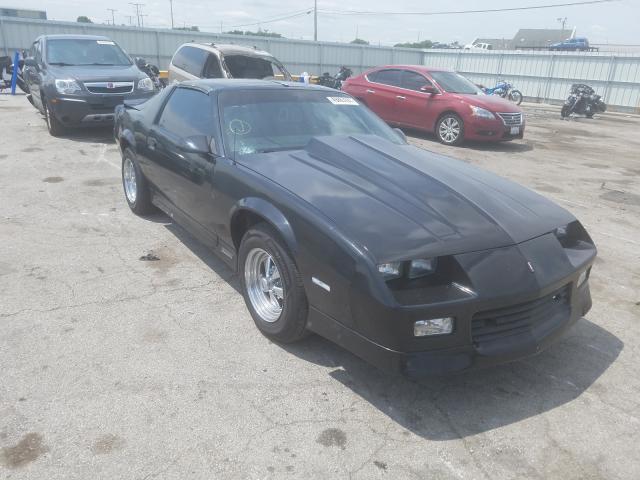 Chevrolet Camaro salvage cars for sale: 1986 Chevrolet Camaro
