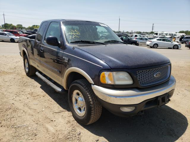 Salvage cars for sale from Copart Nampa, ID: 1999 Ford F150
