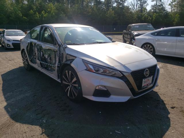 Salvage cars for sale from Copart Waldorf, MD: 2019 Nissan Altima PLA