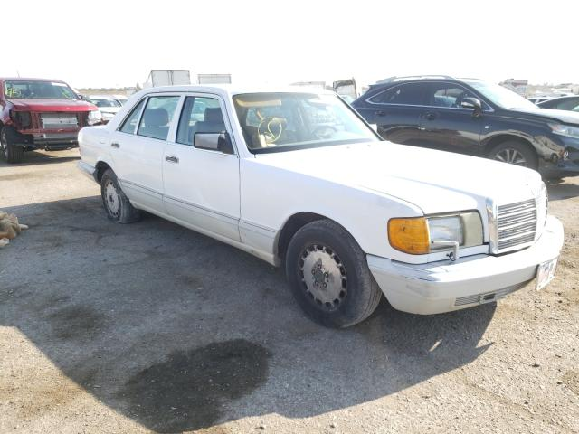 Salvage cars for sale from Copart Tucson, AZ: 1990 Mercedes-Benz 560 SEL