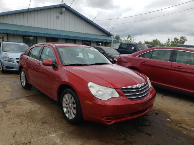Salvage cars for sale from Copart Pekin, IL: 2010 Chrysler Sebring LI