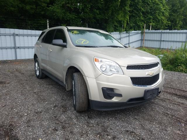 Salvage cars for sale from Copart London, ON: 2011 Chevrolet Equinox LS