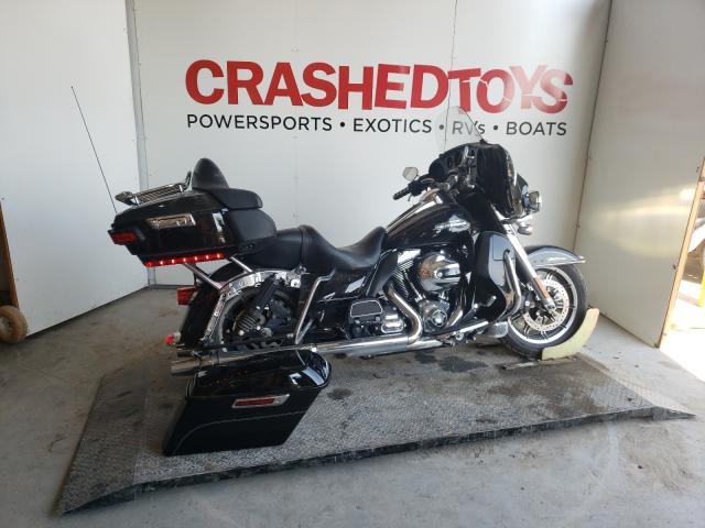 Salvage cars for sale from Copart Kansas City, KS: 2016 Harley-Davidson Flhtcu ULT