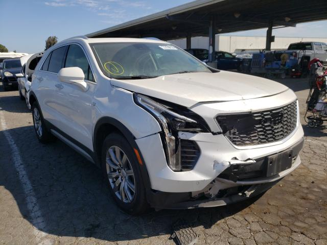 Salvage cars for sale from Copart Hayward, CA: 2020 Cadillac XT4 Premium