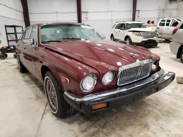 Jaguar salvage cars for sale: 1986 Jaguar XJ6