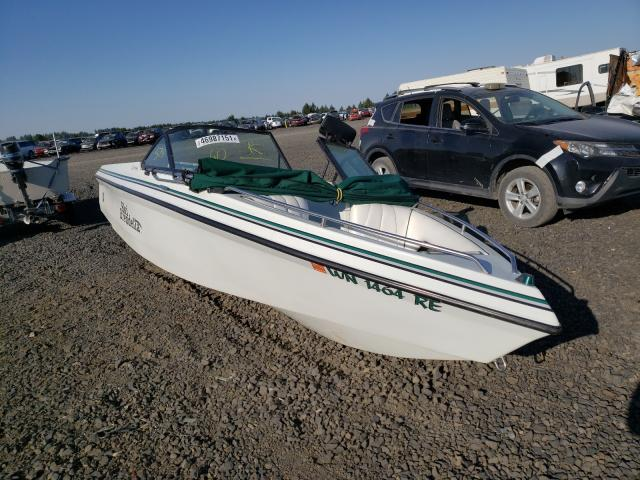 Salvage boats for sale at Airway Heights, WA auction: 1995 Other BCP Sport