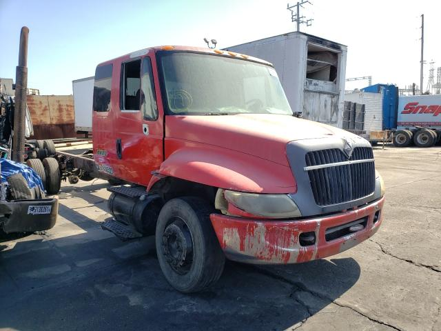 Salvage cars for sale from Copart Wilmington, CA: 2003 International 4000 4300