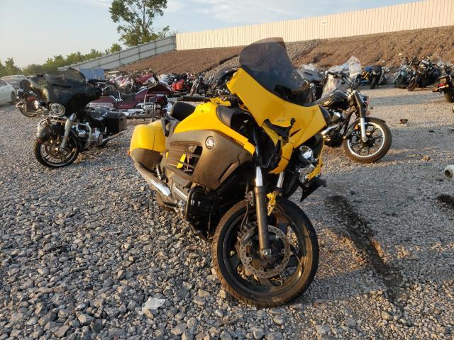 Salvage motorcycles for sale at Hueytown, AL auction: 2014 Honda GL1800 B